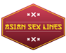 Asian Sex Lines